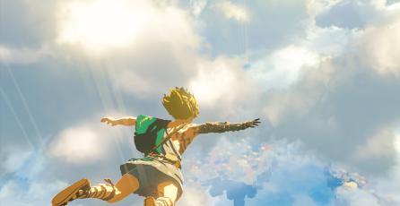 La secuela de <em>Zelda: Breath of the Wild</em> presume sus primeras imágenes