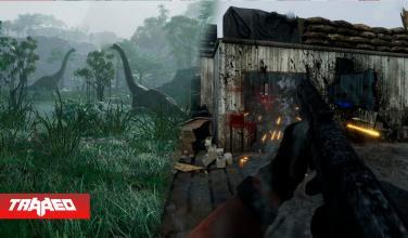 Project Ferocius: El shooter indie que toma lo mejor de Far Cry, Crysis y Dino Crisis en una sola obra