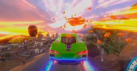 <em>Cruis'n Blast</em> se confirmó y viene a toda velocidad al Switch de forma exclusiva