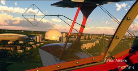 "Microsoft Flight Simulator - Tráiler de Actualización ""Nordics"""