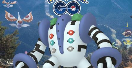 <em>Pokémon GO</em>: ya puedes encontrar a Regigigas shiny en Incursiones