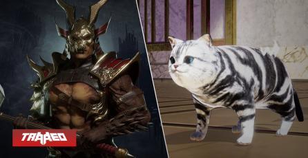 Actor de Shao Kahn ahora le da voz a un tierno gatito en No More Heroes 3