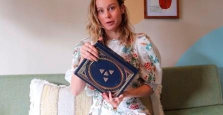 ¿Tienes sed? Brie Larson te dice cómo preparar una bebida de <em>Zelda: Breath of the Wild</em>