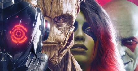 <em>Marvel's Guardians of the Galaxy</em> tendrá cosméticos inspirados en el MCU