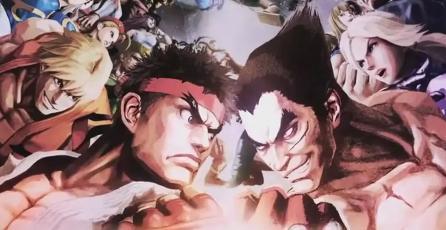 ¡Sigue vivo! <em>TEKKEN X Street Fighter</em> no está cancelado, aclara Harada