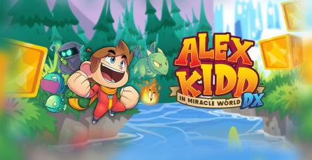 <em>Alex Kidd in Miracle World DX</em>