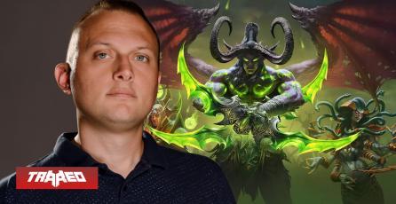 Ion Hazzikostas: De jugador a desarrollador, conoce su visión en torno a Burning Crusade