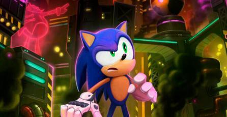 Se filtran las primeras imágenes de <em>Sonic Prime</em>, la nueva serie de Netflix