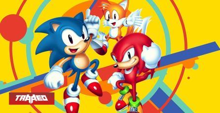 JUEGO GRATIS: Descarga Sonic Manía y Horizon Chase Turbo en la Epic Games Store