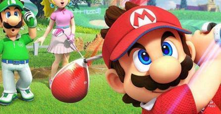 Legendario artista de <em>Metroid</em> trabajó en <em>Mario Golf: Super Rush</em>