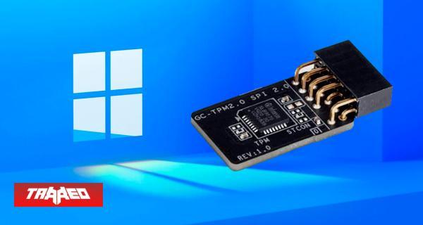 Windows 11 requerirá módulos TPM y los scalpers los agotan y revenden por 5 veces su valor, pero no serán necesarios