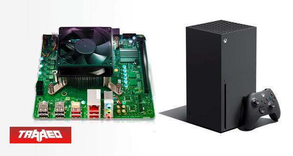 AMD lanza su CPU 4700S, la misma del SOC de Xbox Series X, para PC, pero con la GPU deshabilitada