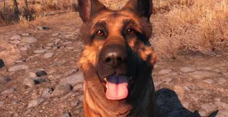 Fallece River, la perrita que sirvió de inspiración para Dogmeat de <em>Fallout 4</em>