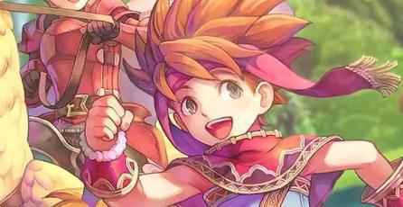 Confirman un nuevo juego de la serie <em>Mana</em>; <em>Legend of Mana </em>tendrá adaptación anime