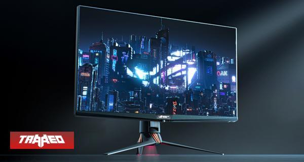 ASUS ROG Swift PG32UQX, el nuevo monitor 4K con MiniLED a 144 Hz llega este mes