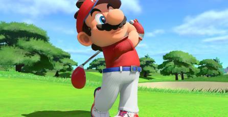 ¡A un lado <em>Ratchet & Clank</em>! <em>Mario Golf: Super Rush</em> domina en Reino Unido