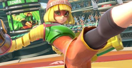 <em>Smash Bros. Ultimate</em>: Min Min, de <em>ARMS</em>, tendrá un amiibo y así de bien luce