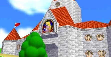 ¡Increíble! Jugador recrea el castillo de Peach de <em>Super Mario 64</em> en <em>Fortnite</em>