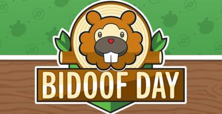 The Pokémon Company declara oficialmente el 1 de julio como el Día de Bidoof