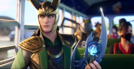 "Fortnite - Tráiler de Personaje ""Loki"""