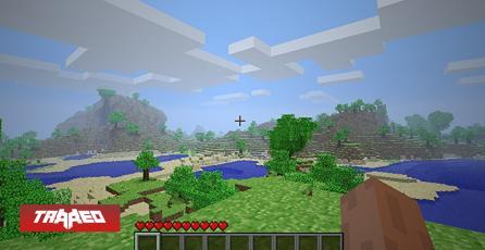 Luego de 10 años de búsqueda finalmente fue encontrada la versión 1.1.1 de Minecraft Alpha