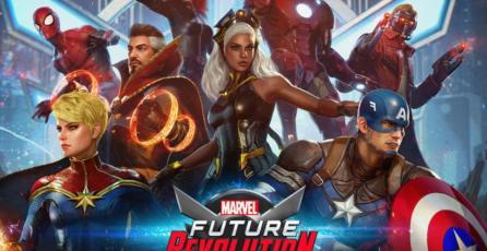 Héroes de Marvel tendrán un RPG de mundo abierto de calidad AAA para iPhone y Android