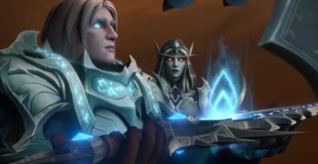 "World of Warcraft: Shadowlands - Tráiler Lanzamiento de DLC ""Chains of Domination"""