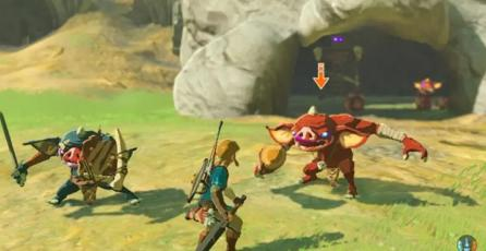 Logran abrir el infame cofre imposible de <em>Zelda: Breath of the Wild</em>