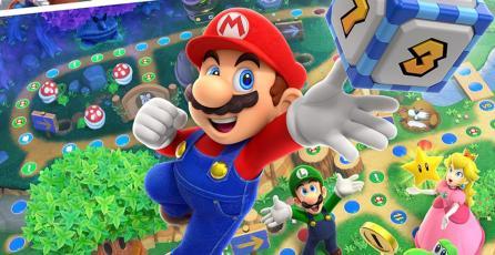 El mundo de <em>Super Mario</em> llegará a otro juego de mesa de Hasbro