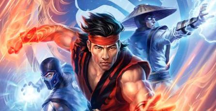 <em>Mortal Kombat Legends: Battle of the Realms </em>tiene nuevo trailer