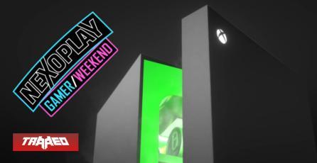 #GamerWeekend de Nexoplay: 3 días de transmisión, sorteo de 40 mil pavos, códigos y una Xbox Series X son parte del show