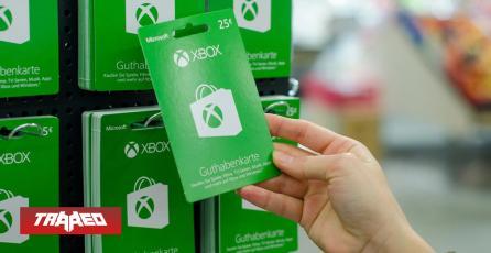Ingeniero de Microsoft obtuvo más de USD 10 millones en 2 años vendiendo gift cards de Xbox a cambio de Bitcoins