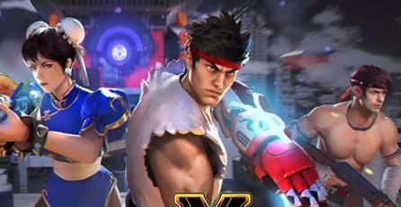 ¡Hadouken! Crossover entre <em>Free Fire</em> y <em>Street Fighter</em> llegó con este contenido