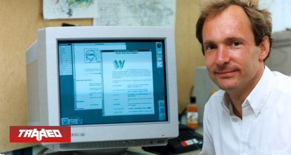 Tim Berners-Lee vende NFT con el código fuente original de la web por 5,4 millones de dólares
