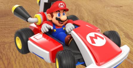 <em>Mario Kart Live: Home Circuit</em> recibió nuevo contenido gratuito