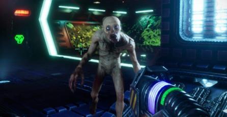 El remake de <em>System Shock</em> presume sus renovados gráficos en nuevo gameplay