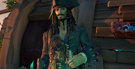 <em>Sea of Thieves</em> triunfa y termina la semana como lo más vendido en Steam