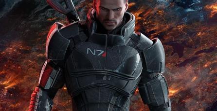 El Nintendo DS pudo tener una entrega de <em>Mass Effect</em>