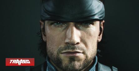 Metal Gear Solid Remake será anunciado este mes por PlayStation según apuntan rumores