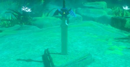 Glitch de <em>Zelda: Breath of the Wild</em> te permite tener la Master Sword al inicio de tu aventura