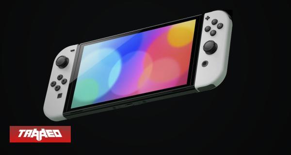 Nueva Nintendo Switch OLED llegará a 350 dólares: Será de 7 pulgadas y no cambia gráficos