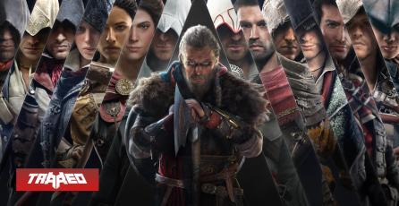Ubisoft confirma Assassin's Creed Infinity: sería una plataforma en línea masiva con distintas épocas