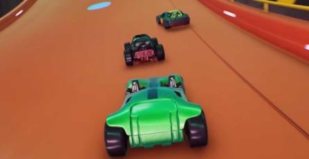 Podrás crear tus propias pistas en <em>Hot Wheels Unleashed</em>