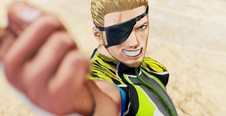 <em>The King of Fighters XV</em>: el peleador mexicano Ramón aparecerá en el juego