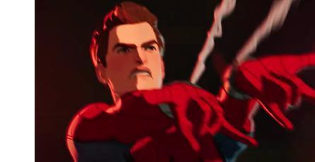 <em>Marvel's What If?</em> Trailer confirma a Spider-Man en la serie