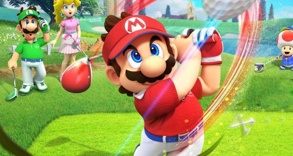 <em>Mario Golf: Super Rush</em>