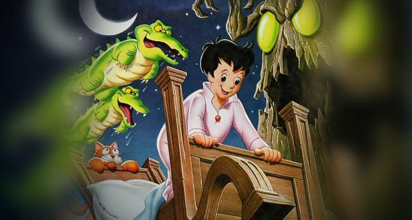 #ViernesRetro: <em>Little Nemo - The Dream Master</em>