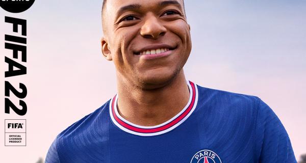 Así es la portada de<em> FIFA 22</em> con Kylian Mbappé