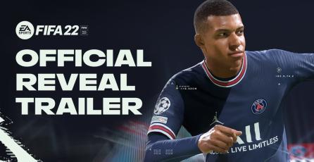 <em>FIFA 22</em> - Trailer revelación