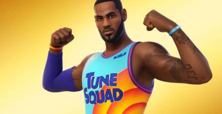 Es oficial: LeBron James llegará a <em>Fortnite</em>; así podrás conseguir su skin
